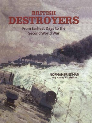 cover image of British Destroyers