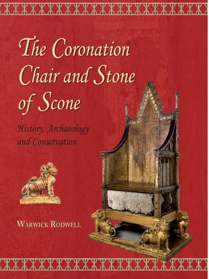 cover image of The Coronation Chair and Stone of Scone