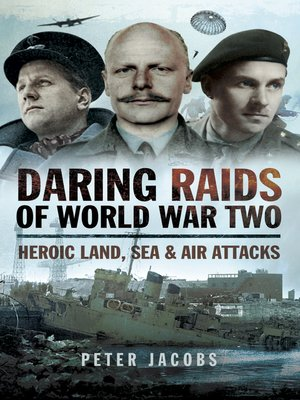 cover image of Daring Raids of World War Two