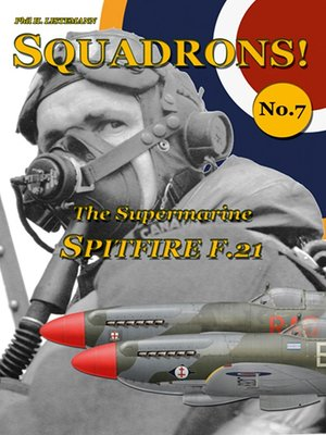 cover image of The Supermarine Spitfire F.21