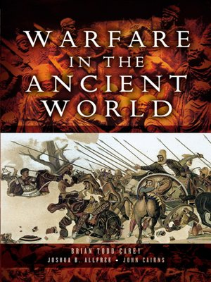 cover image of Warfare in the Ancient World