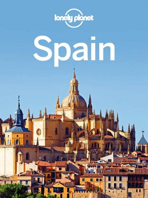 cover image of Spain Travel Guide