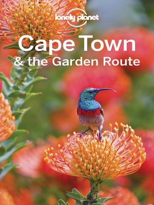 cover image of Lonely Planet Cape Town & the Garden Route