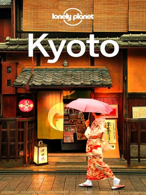 cover image of Kyoto Travel Guide