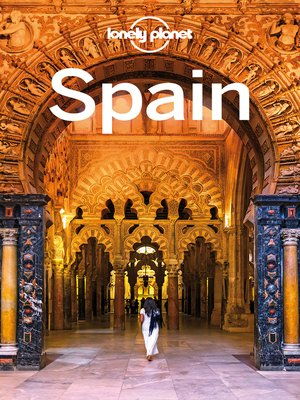 cover image of Lonely Planet Spain