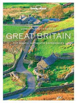 cover image of Lonely Planet Best of Great Britain