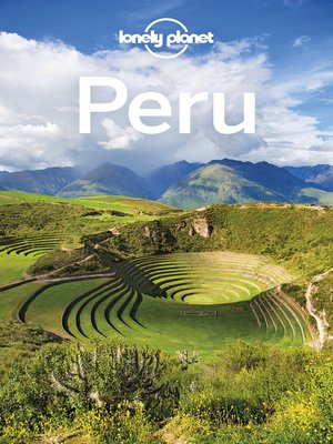 cover image of Lonely Planet Peru