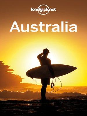 cover image of Australia Travel Guide