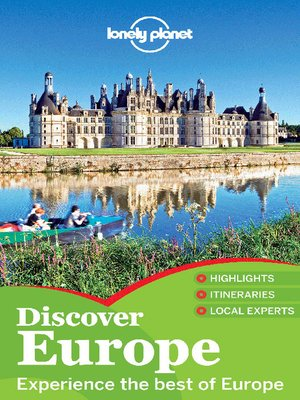 cover image of Discover Europe