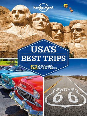 cover image of USA's Best Trips