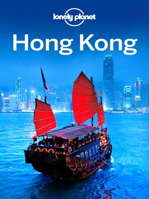 cover image of Lonely Planet Hong Kong