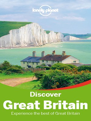 cover image of Discover Great Britain Travel Guide