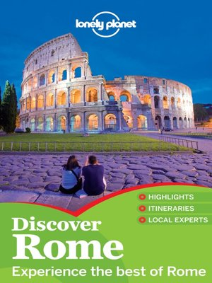 cover image of Discover Rome Travel Guide