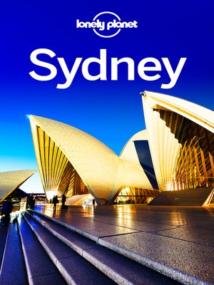 cover image of Lonely Planet Sydney