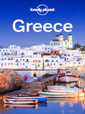 cover image of Lonely Planet Greece