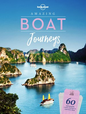 cover image of Amazing Boat Journeys