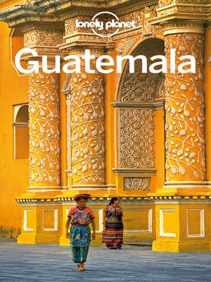 cover image of Guatemala Travel Guide
