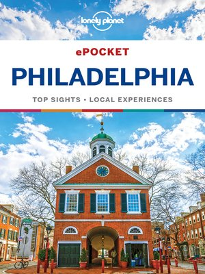 cover image of Lonely Planet Pocket Philadelphia
