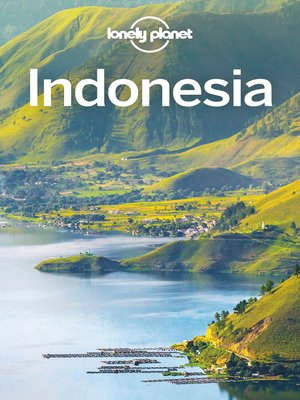 cover image of Lonely Planet Indonesia