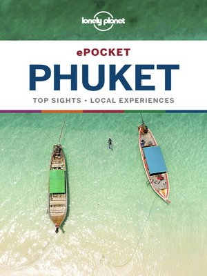 cover image of Lonely Planet Pocket Phuket