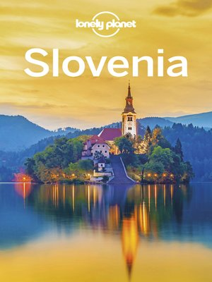 cover image of Lonely Planet Slovenia