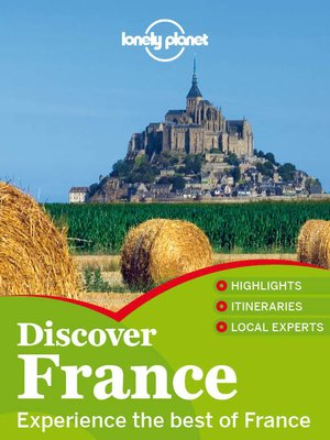 cover image of Discover France Travel Guide