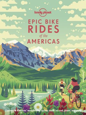 cover image of Epic Bike Rides of the Americas