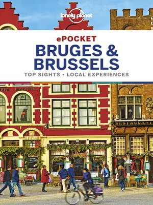 cover image of Lonely Planet Pocket Bruges & Brussels