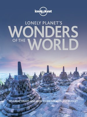 cover image of Lonely Planet's Wonders of the World