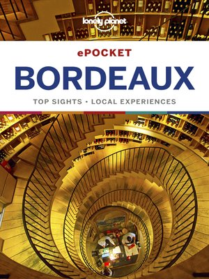 cover image of Lonely Planet Pocket Bordeaux