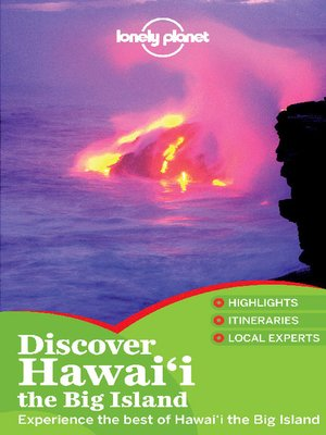 cover image of Discover Hawaii the Big Island