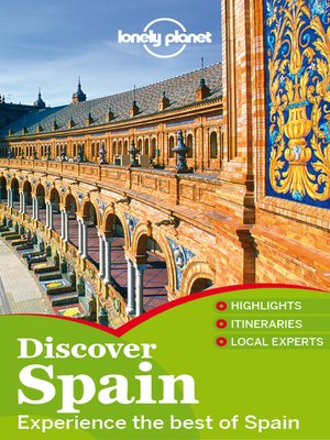 cover image of Discover Spain Travel Guide