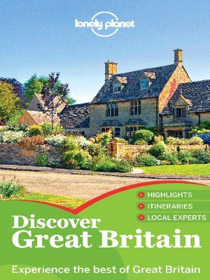cover image of Discover Great Britain