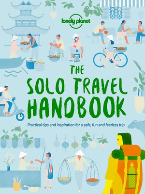 cover image of The Solo Travel Handbook