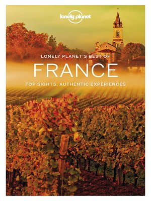 cover image of Lonely Planet Best of France