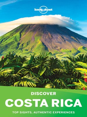 cover image of Lonely Planet's Discover Costa Rica