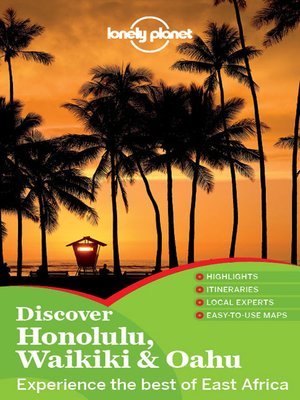 cover image of Discover Honolulu, Waikiki & O'ahu Travel Guide
