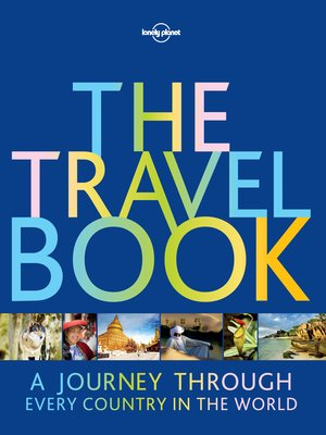 cover image of The Travel Book