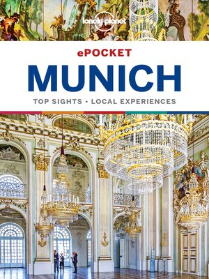 cover image of Lonely Planet Pocket Munich