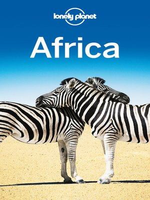 cover image of Africa Travel Guide