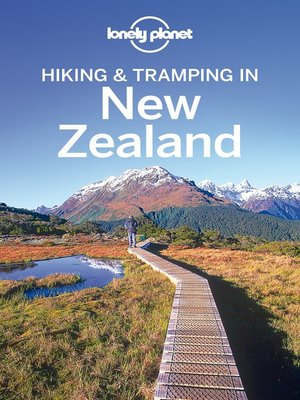 cover image of Lonely Planet Hiking & Tramping in New Zealand
