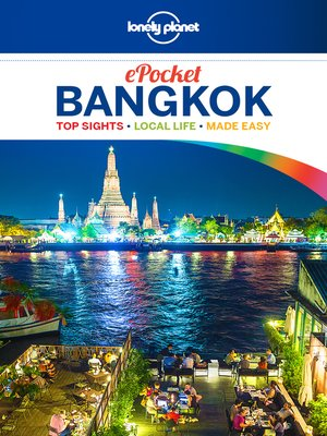 cover image of Lonely Planet Pocket Bangkok