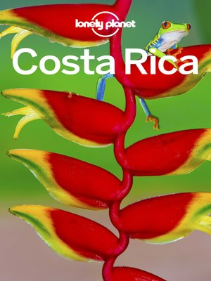 cover image of Lonely Planet Costa Rica