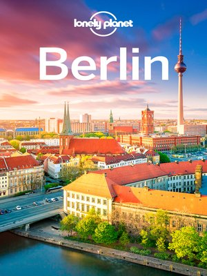 cover image of Lonely Planet Berlin