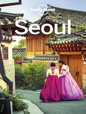 cover image of Lonely Planet Seoul