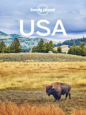cover image of Lonely Planet USA