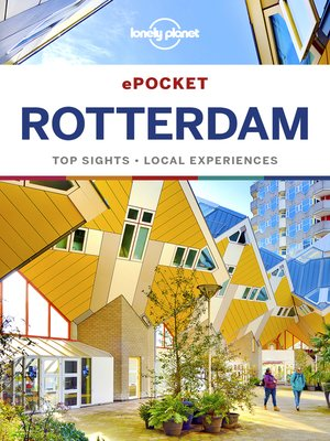 cover image of Lonely Planet Pocket Rotterdam