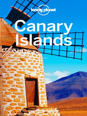cover image of Lonely Planet Canary Islands