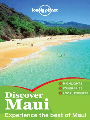 cover image of Discover Maui