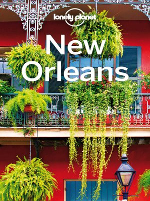 cover image of Lonely Planet New Orleans